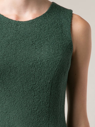 Prabal Gurung Sleeveless Boucle Dress