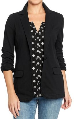 Old Navy Women's Terry-Fleece Blazers