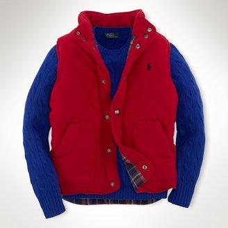 Ralph Lauren Fleece Vest
