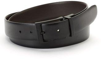 Apt. 9 Cop Reversible Faux-Leather Belt - Men