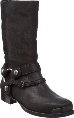 Miu Miu Square Toe Biker Boot Sale up to 60% off at Barneyswarehouse.com