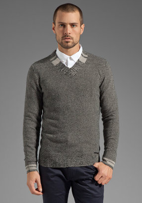 Diesel Fillide V Neck Sweater