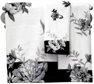 """Lenox Bath Towels, Moonlit Garden 16"""" x 28"""" Hand Towel Bedding"""