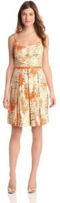 Julian Taylor Women's Floral Print Dress