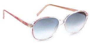 Retro Sun Retrosun Vintage Gucci Oversized Sunglasses