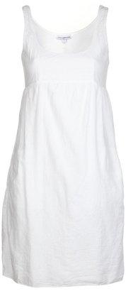 James Perse Sheer Gauzy Dress