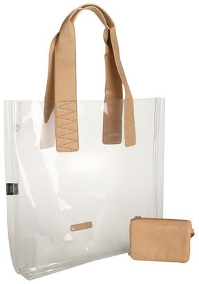 BCBGeneration Adrian Opt A Tote (Clear) - Bags and Luggage