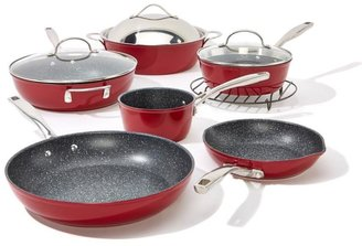 Curtis Stone Dura-Pan Nonstick 10-piece Chef's Cookware Set
