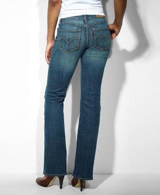 Levi's Classic Rise Bold Curve Boot Cut Jeans
