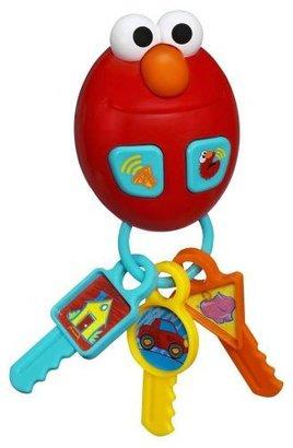Playskool Sesame Street Elmo Light-up Key Set