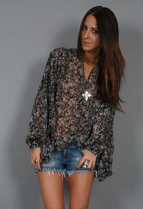 Winter Kate by Nicole Richie Lily Top