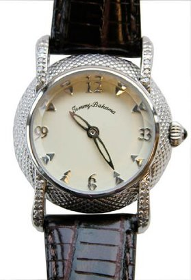 Tommy Bahama Women's TB2084 Cream Dial Watch $107.45 thestylecure.com