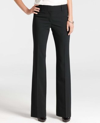 Ann Taylor Petite Signature Pinstripe Trousers