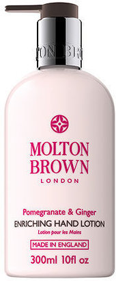 Molton Brown Enriching Hand Lotion, Pomegranate and Ginger 10 oz (296 ml)
