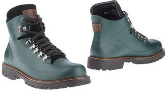 D&G Combat boots