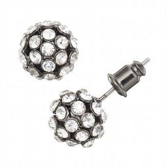 Vera Wang Simply vera ball stud earrings