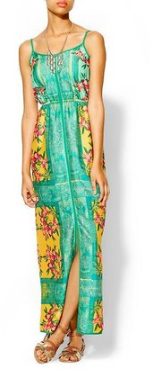 Collective Concepts Floral Maxi Dress