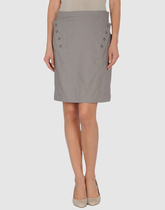 Jasper Garvida Knee length skirts