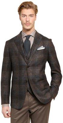 Tartan Wool Jacket $1,972 thestylecure.com