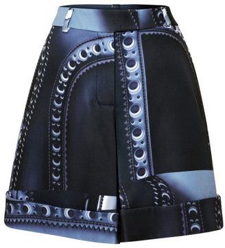 Mary Katrantzou Minter Skilter Shorts