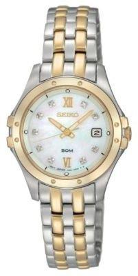 Seiko Ladies' Le Grand Sport Two-Tone Watch