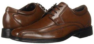 Dockers Endow Bike Toe Oxford (Tan Burnished Leather) Men's Shoes