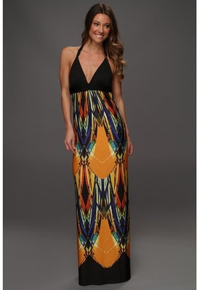 Vix Swimwear Vix - Tribal Lucy Long Cover Up (Multi) - Apparel