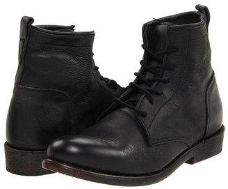 Vintage Shoe Company Bluff (Black Harness Leather) - Footwear