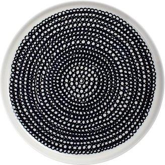 Marimekko Black and White Plate.