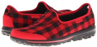 Skechers Performance - GOwalk - Sparky (Red/Black) - Footwear