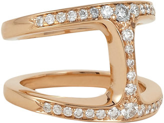 HOORSENBUHS Women's Dame Phantom Cage Ring $5,250 thestylecure.com