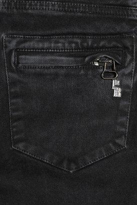 Balmain Pierre Mid-rise dégradé skinny jeans