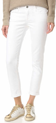 AG Stilt Cigarette Roll Up Jeans $176 thestylecure.com