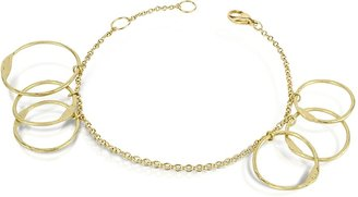 Torrini Milly - 18K Yellow Gold Circles Chain Bracelet