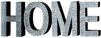 Home Collection Decorative Home Letters - HOME