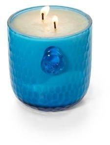 Thomas Laboratories Fuchs Creative Skull Candle/Turquoise