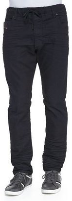 Diesel Krooley-Ne Tapered Jogg Jeans $248 thestylecure.com