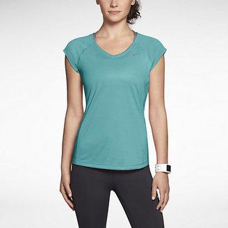 Nike Miler V-Neck Women's Running Shirt
