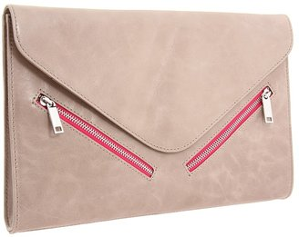Lodis Astoria Edith Clutch (Dove) - Bags and Luggage