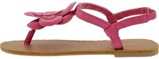Old Navy Girls Floral-Applique Sandals
