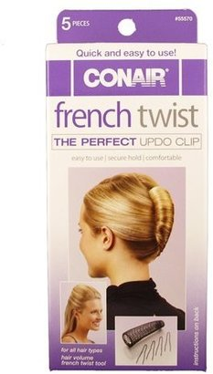 Conair French Twist Perfect Up do Clip Set $7.18 thestylecure.com