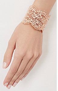 Aurélie Bidermann Women's Vintage Lace Cuff