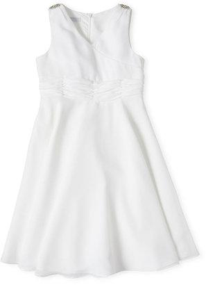 JCPenney Marmellata Little White Flower Girl Dress - Girls 7-14