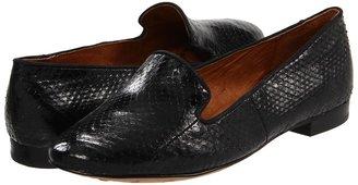 Sam Edelman Alvin (Black Waxy Snake) - Footwear
