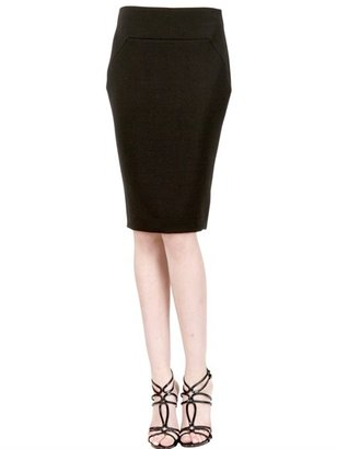 Emporio Armani Bidirectional Stretch Skirt