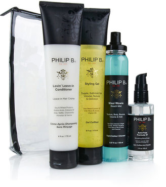 Philip B Curly Hair Styling Kit