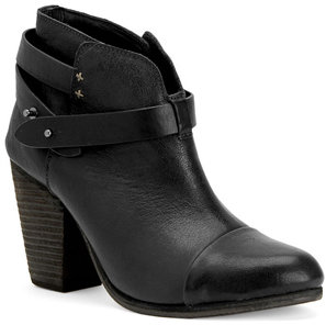 Rag and Bone Rag & Bone Harrow Boot in Black