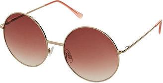 Topshop Extreme Bug Sunglasses