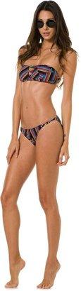 Roxy Sun Runner Binded Surefer Bikini Bottom