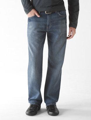 Calvin Klein Jeans Relaxed Straight-Leg Chromium